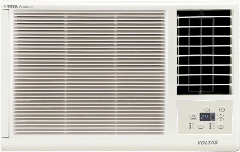 b4125524957 Voltas 123LZF 1 Ton 3 Star BEE Rating 2018 Window AC - White – GearsHunt