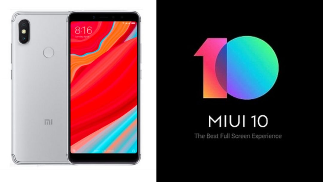 Xiaomi Redmi Y2 and MIUI 10