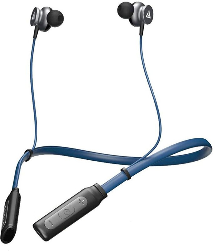 boult audio probass curve neckband bluetooth headset with micblue black 1