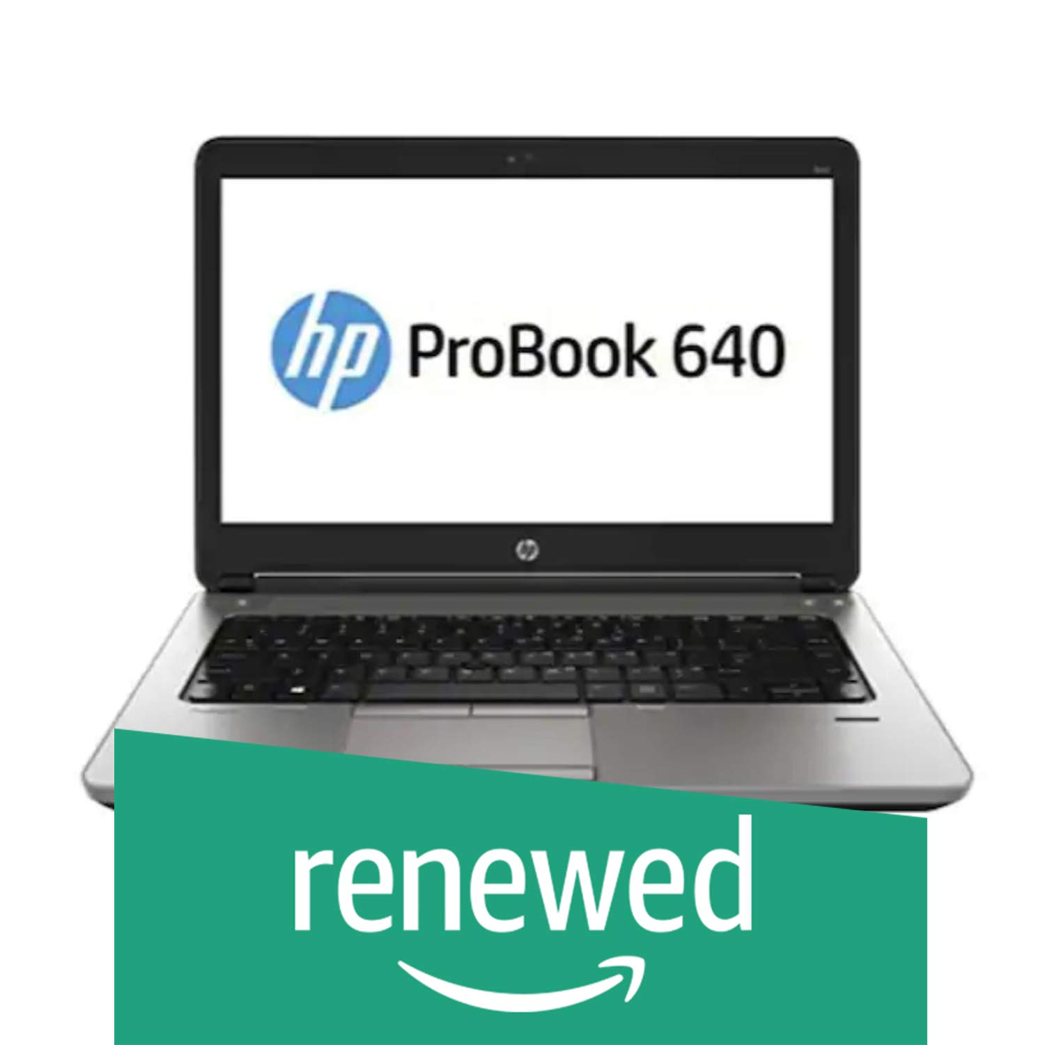 (Renewed) HP Probook 640 G1 (CORE I5 4TH GEN/4GB/500GB/WEBCAM/14''/DOS) (Black)