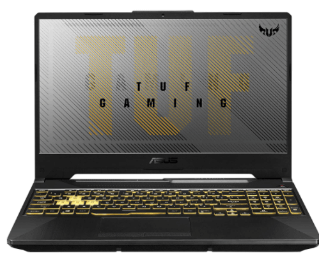 Asus TUF A15 - the best gaming laptop
