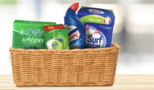 Get upto 40% OFF on Household Supplies