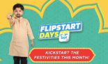 Flipkart | FLIPSTART DAYS Sale till 3rd September