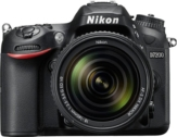 Nikon D7200 (AF-S 18-140mm VR Lens) DSLR Camera